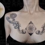 chest piece third conv