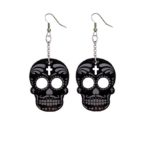 Calaveras Cross earrings (Large)