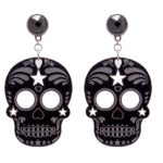 XL muerto bling earrings (Large)