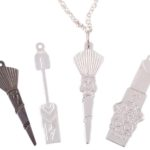 beauty thin necklaces (Large)