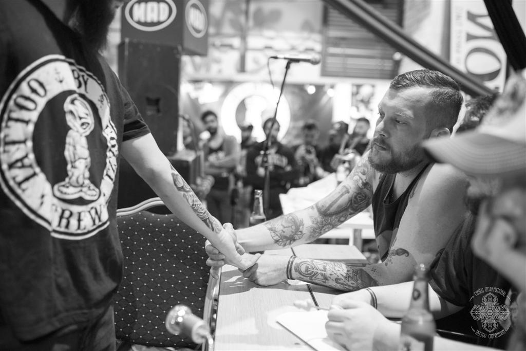 Winners of tattoo contests 2017 cyprus international for Nc tattoo conventions 2017