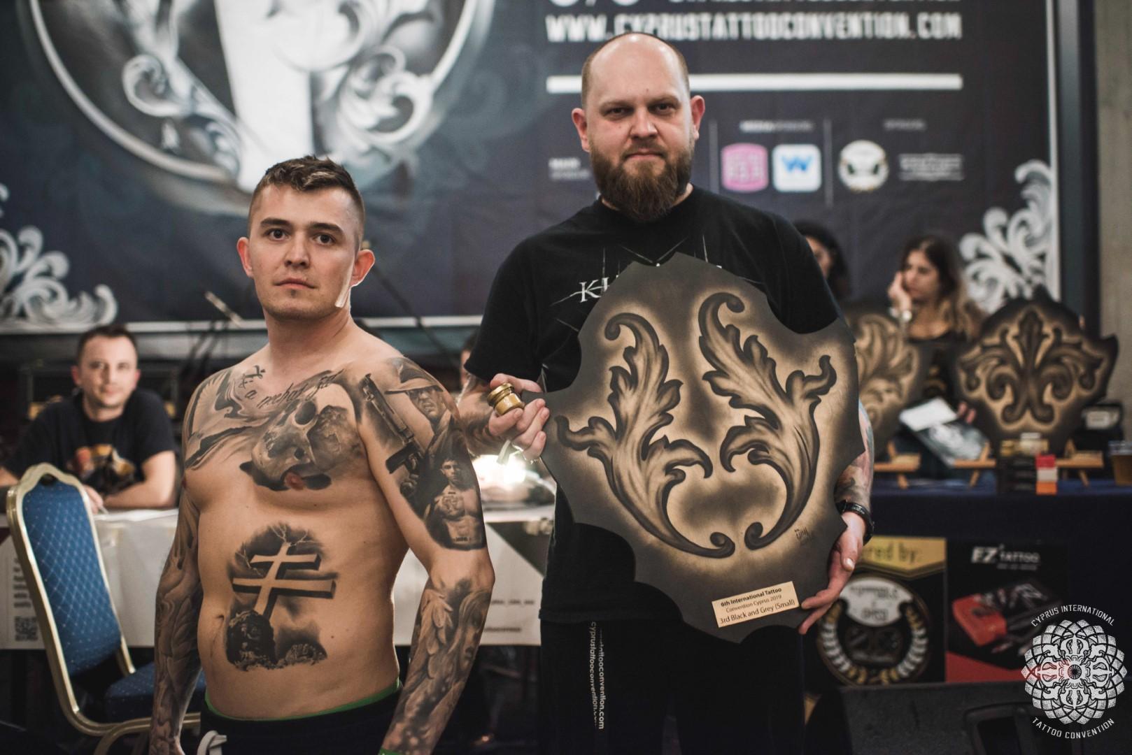Body Art Tattoo Studio Paphos Mmod