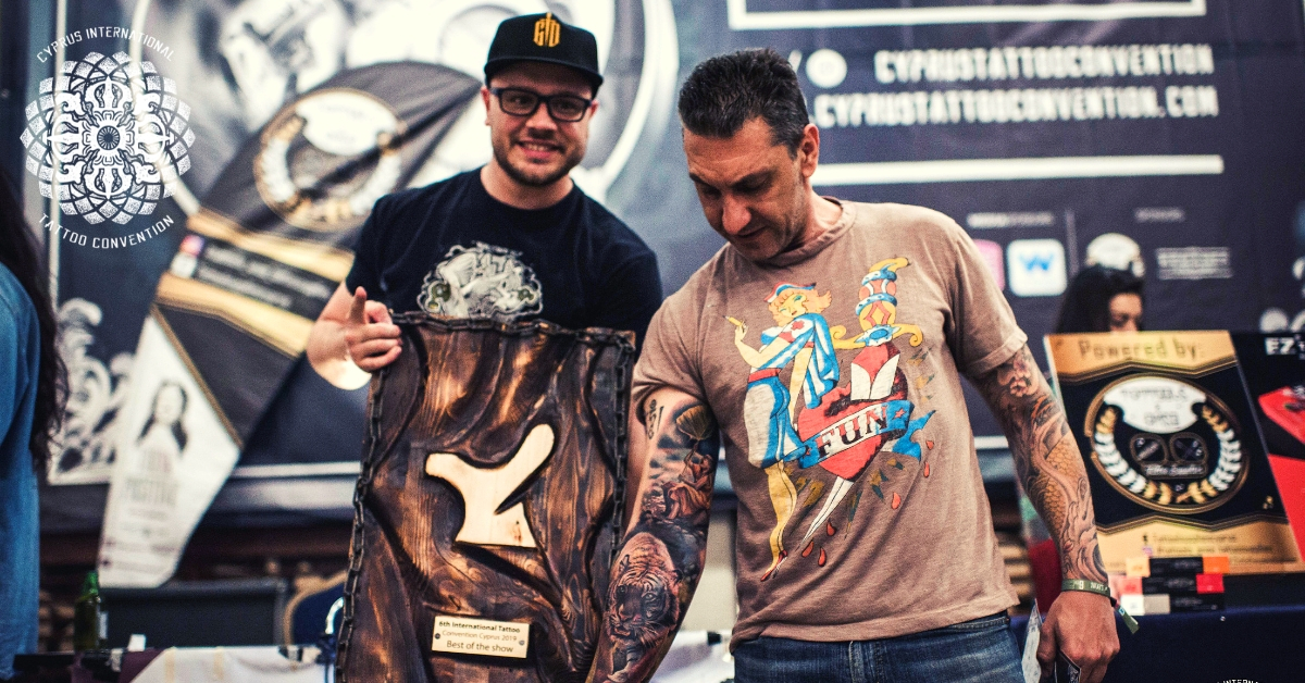 Tattoo Competition Cyprus International Tattoo Convention International Tattoo Convention Taking Place In Cyprus Endorsing Artists From All Over The World Three Days Full Of Ink Art Drinks Fun