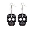 Calaveras Cross earrings (Large)