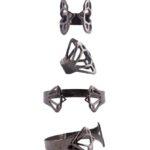 Diamond Black set (Large)