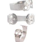 Muerto Silver Bracelet (Large)