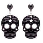 XL muerto bling earrings (Large)