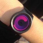 mercury black purple (Large)