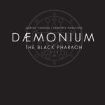 DAEMONIUM BLACK PHARAOH Cover (Large)