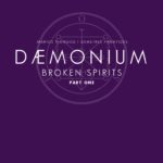 DAEMONIUM BROKEN SPIRITS Cover (Large)